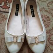 Туфлі, балетки 39 розмір