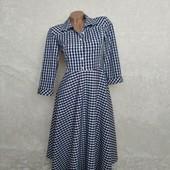 Стильное платье миди, фото реальное