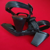 Босоножки Clarks Black натур кожа 36 размер