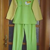 Стоп!Яркая пижамка-двойка,костюм для сна/отдыха для полненькой девочки❤Собирайте лоты