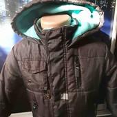 Отличная курточка,98-104см