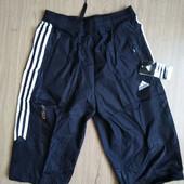 Мужские фирменные шорты Adidas. размер 2xl Качество! Оригинальные.