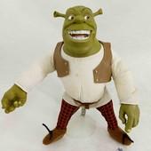 Кукла игрушка Шрек Shrek 2, большой 42 см