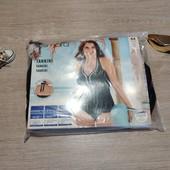 Германия!!! Шикарная модель купальник-танкини для пышных форм! 44 евро!