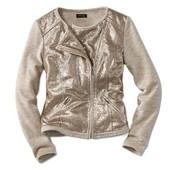 Оригинальный текстильный пиджак- жакет с пайетками от Tchibo (германия) размер 42 евро=48