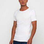 Лот 2 шт мужские бельевые футболки Livergy Германия размер 7/ХL