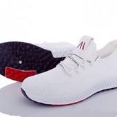 Распродажа Дыщащие Кроссовки мужские на шнуровке. Супер дизайн!