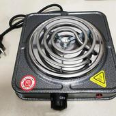 Плита электрическая однокомфорочная 1000Вт 138мм bitek bt -9085B спираль