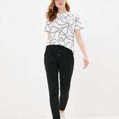 женские трикотажные стильные брюки джоггеры от Only.