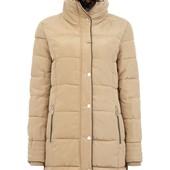 Стильное ,модное стеганное пальто,от немецкого бренда Flame размер евро 40