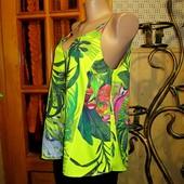 Качество!!! Яркая блуза от бренда Next, в новом состоянии