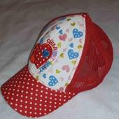 Яркая кепка, размер 52