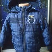 Фирменная курточка,98-104