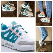 Стильные, модные женские кроссовки, размеры смотрите в описании