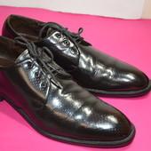 Мужские кожаные туфли Lloyd (Germany) 10 р.стелька 31 см