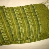 Платок-шаль плотный