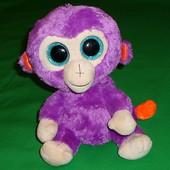 Мягкая игрушка обезьянка TY Beanie Boo´s