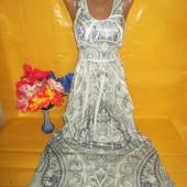 Очень красивое женское платье в пол Jane Norman (Джейн Норман) грудь 36-45 см !!!!!!!!!