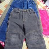 3 пари штанів для хлопчика