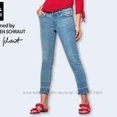 Много лотов,собирайте)отличного качества укороченные джинсы 36 размер,одеты несколько раз