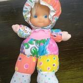 Кукла м'ягкая з музикою .Висота 30 см
