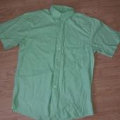 Летняя рубашка в идеальном состоянии) замеры внутри