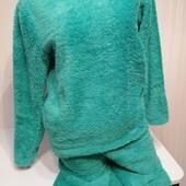 Очень тёплая махровая пижама