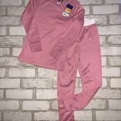 Термо белье для девочки lupilu размер 110-116