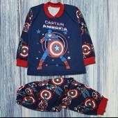 Пижама Капитан Америка