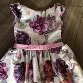 Летнее детское платье. нарядное платье для принцессы. смотрите другие лоты