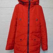 Кратая куртка евро зима супер цена