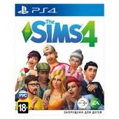 Игра Sims 4 для приставки плейстейшн )))