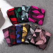 Красивейший новый шарф/шаль.Цвет пудра При блице в подарок заколка для шарфа(фото3)