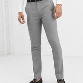 Topman строгие зауженые брюки slim fit размер 30( с добавлением льна и лиоцел) Рекомендую