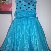 Великолепное платье на прекрасную принцессу