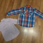 2 рубашки одним лотом в идеале!