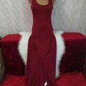 Платье в пол Boohoo