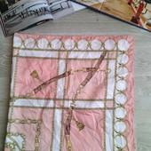 Розовый платок romano