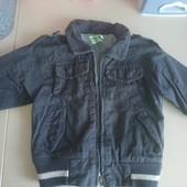 Куртка ветровка от1 до полтора