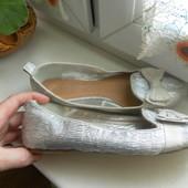 Балетки Shoe Collection Girls состояние очень хорошее