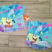 Модные яркие летние футболки для девочки ♥️