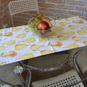 ☘ Скатерть-дорожка для сервировки стола от Tchibo (Германия)