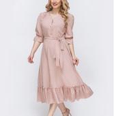 Шикарное платье, на шикарную фигуру.