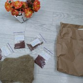 Микрозелень набор - эко коврики и семена