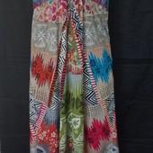 Лёгенькое фирменное платье/сарафан в пол,16р(xl/2xl)
