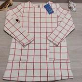 Германия!!! Плотненькое стильное платье для девочки! 98/104!