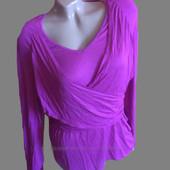 Нежный фирменный реглан блузка от La Redoute Новая
