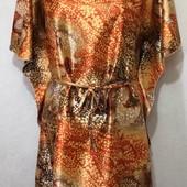 Женские туники-кимоно
