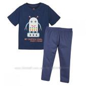 Отличный фирменный костюм для дома пижама от Lupilu Новый