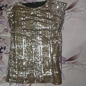 Эксклюзивная шикарная платье золотая вся в поедках новая. River Island. xxl, 3xl, 4xl. Лотов много